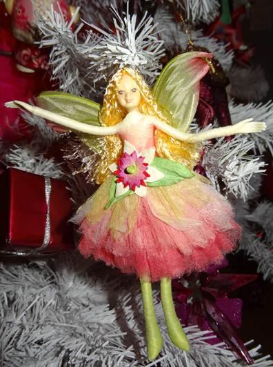 Tempos de Natal 2012 - Fada-Elfo da ISISS Tollwood