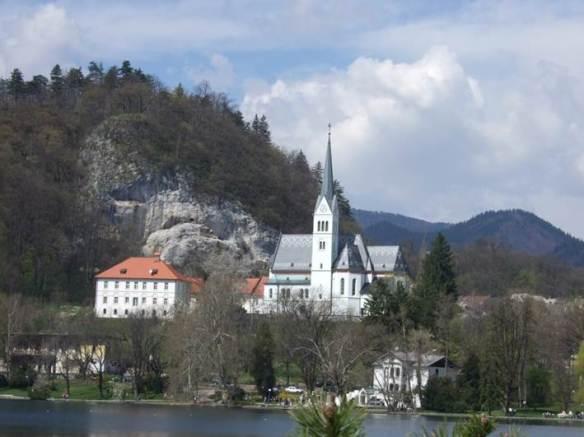 Bled - Igreja paroquial