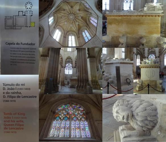 Batalha - Mosteiro da Batalha - Capela do Fundador