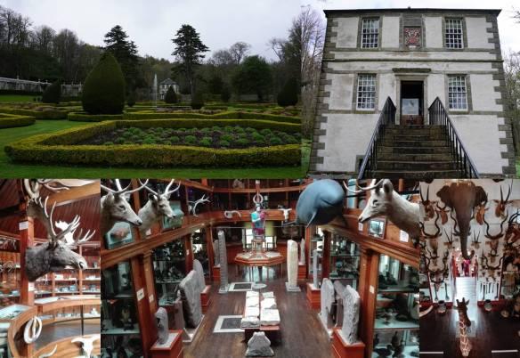 Castelo Dunrobin - Museu